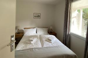 Schlafzimmer Ferienhaus Svante